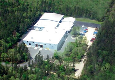 Aeriel shot of our facility 2